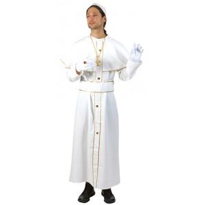 Heilige pater - kostuum man