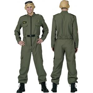 Top gun piloot - piloten kostuum man