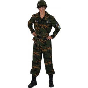 Military John - militair kostuum man