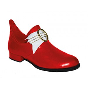Prins Carnaval Rode Schoenen - Verkleedkleding - Kostuum Man