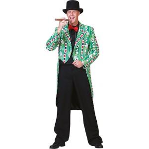 Pokerjasje Rokkostuum - Poker verkleedkleding