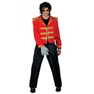 Michael Jackson Jasje - King of Pop - Disco verkleedkleding