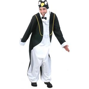 Pim de Penguin - Caranaval Verkleedkleding - Kostuum Man