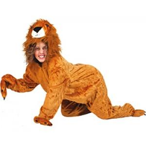Simba Leeuw - Carnaval Verkleedkleding - Kostuum Unisex