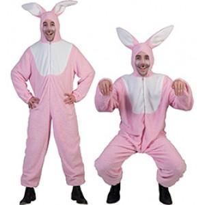 Konijnen dierenpak - Bachelor verkleedkleding