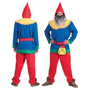 Kleine Dwerg - Carnaval Verkleedkleding - Kostuum Man