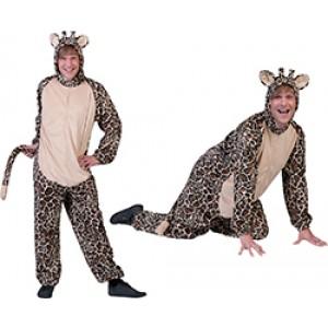Giraffe - Carnaval Verkleedkleding - Kostuum Man