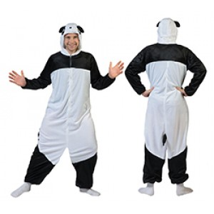 Peter de Panda - Caranaval Verkleedkleding - Kostuum Man