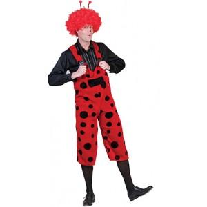 Insect Overall - Carnaval Verkleedkleding - Kostuum Man