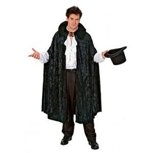 Goochelaars Cape - Renaissance Verkleedkleding - Kostuum Man