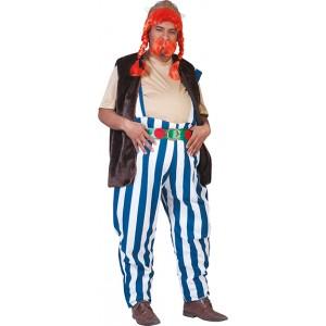 Obelix - Asterix Vikingen Verkleedkleding - Kostuum man