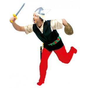 Asterix Viking - Kostuum man - Stripfiguur verkleedkleding