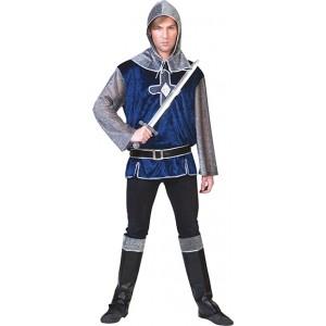 Ridder Lancelot - Middeleeuwen Verkleedkleding - Kostuum Man