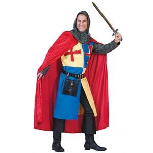 Ridder Richard - Verkleedkleding middeleeuwen - Kostuum man