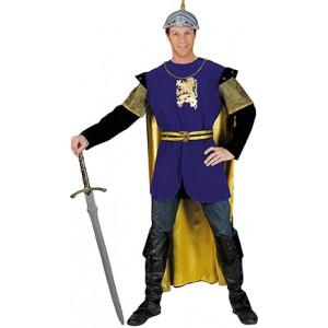 Royale Ridder - Middeleeuwen Verkleedkleding - Kostuum Man