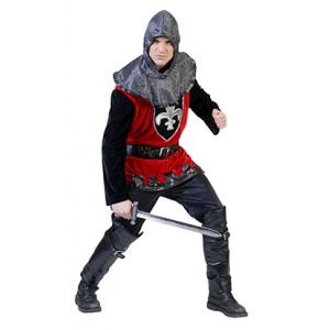 Ridder Zilverblad - Verkleedkleding middeleeuwen