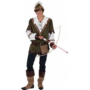 Robin Hood - boogschutter - Verkleedkleding middeleeuwen
