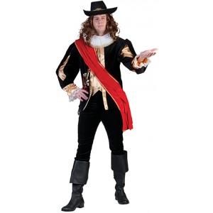 Nachtwacht Banninck  Gouden eeuw Verkleedkleding Kostuum Man