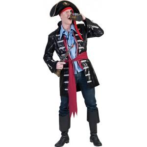 Piraat Mulroy - Piraten Verkleedkleding - Kostuum Man