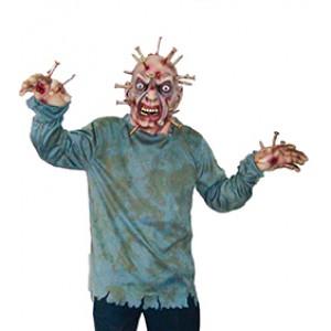 Monster met spijkers in lichaam - Eng Kostuum - Halloween