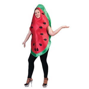 Watermeloen  - Fruitpak - Bachelor verkleedkleding