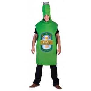 Bierflesje - Bachelor verkleedkleding - Kostuum man