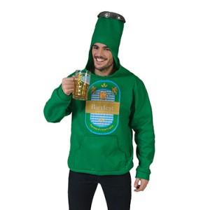 Bierflesje Sweater - Bachelor/Carnaval Verkleedkleding - Kostuum man