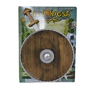 Asterix' Schild en Zwaard