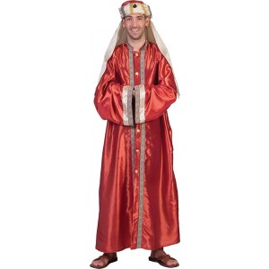 Caspar de wijze - Kerst Verkleedkleding - Kostuum Man