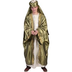 Melchior de wijze - Kerst Verkleedkleding - Kostuum Man