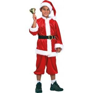 Kleine Hulp Kerstman - Kerst Verkleedkleding - Kostuum Kind