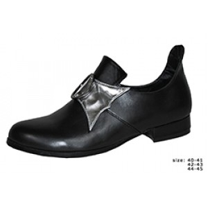 Prins Carnaval Zwarte Schoenen Verkleedkleding - Kostuum Man